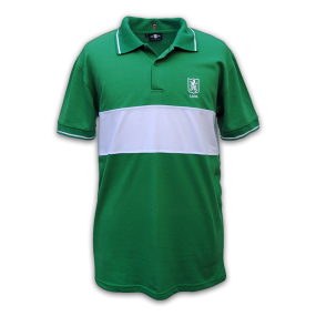 Casual-Polo-1908-Groen-Wit
