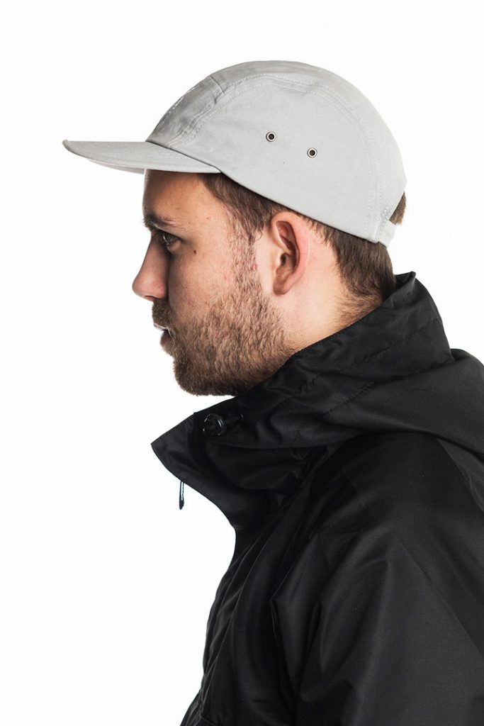 FRFC1908 5-Panel Cap X-Line WHITE Special Edition