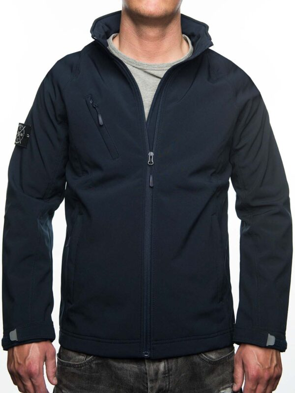 FRFC1908 Softshell Jacket Navy Blue