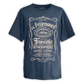 SC Feyenoord - Jack Daniels Shirt Light Graphite
