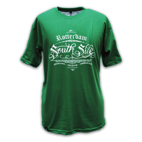 Shirt_SouthSide-Groen_Wit