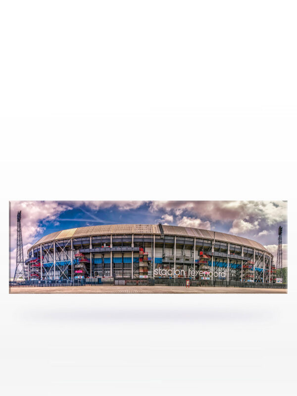 De Kuip Canvas (150 x 50)