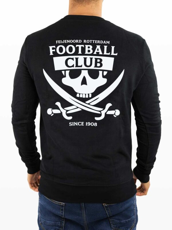 Feyenoord Rotterdam Football Club Crewneck Sweater