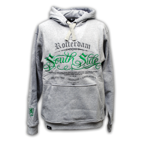 Sweater_Hooded_SouthSide-Grijs_Groen