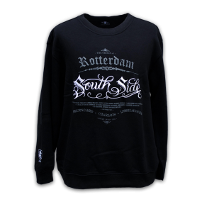 Sweater_SouthSide-Zwart_Wit