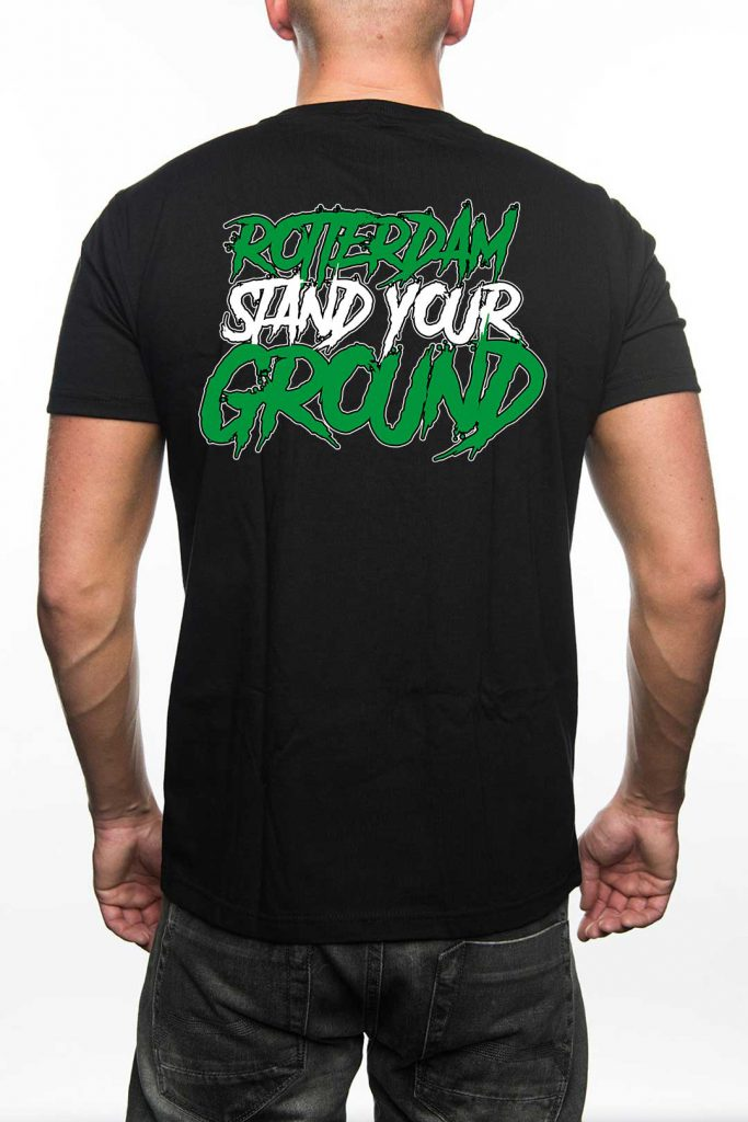 T-Shirt Rotterdam Stand Your Ground