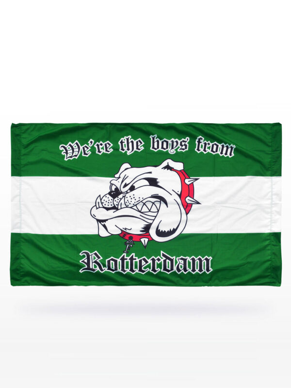 Feyenoord Vlag, We Are The Boys