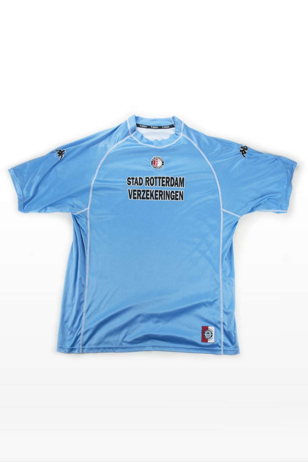 2001 - 2002, Europees Feyenoord Uitshirt