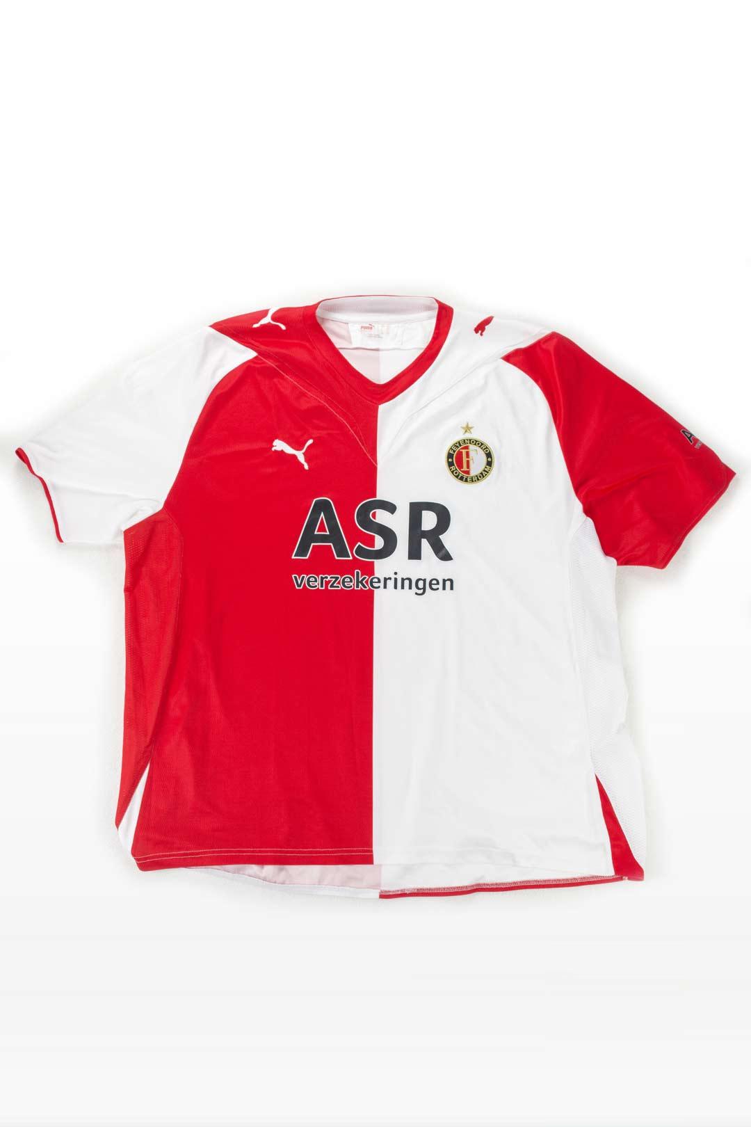2009 - 2010, Feyenoord Thuisshirt