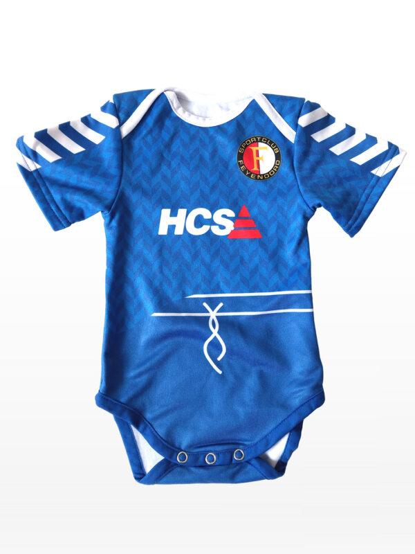 Blauwe HCS rompertje - Ruud Heus
