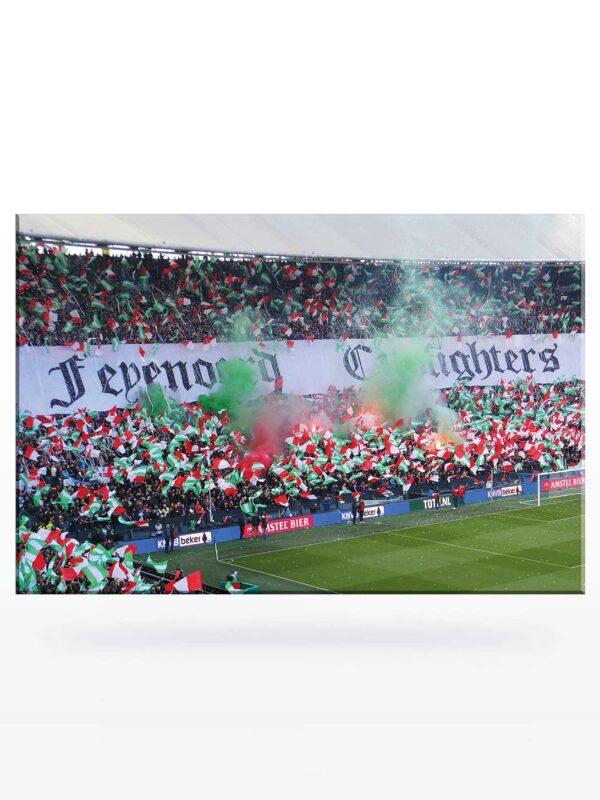 Feyenoord Canvas, KNVB Bekerfinale 2016