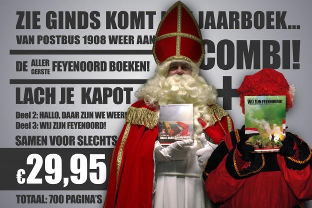 Sinterklaas en Kerstmus