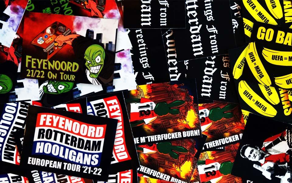 Europacup XXL Stickerpakket Homepage Banner