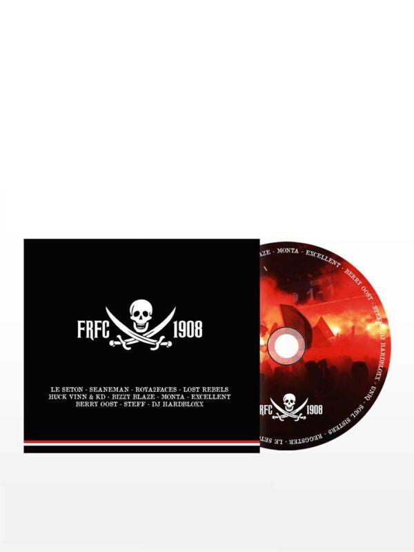 FRFC Records Nr. 1 - Unieke Feyenoord CD