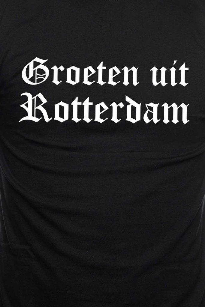 Groeten uit Rotterdam - Detailfoto