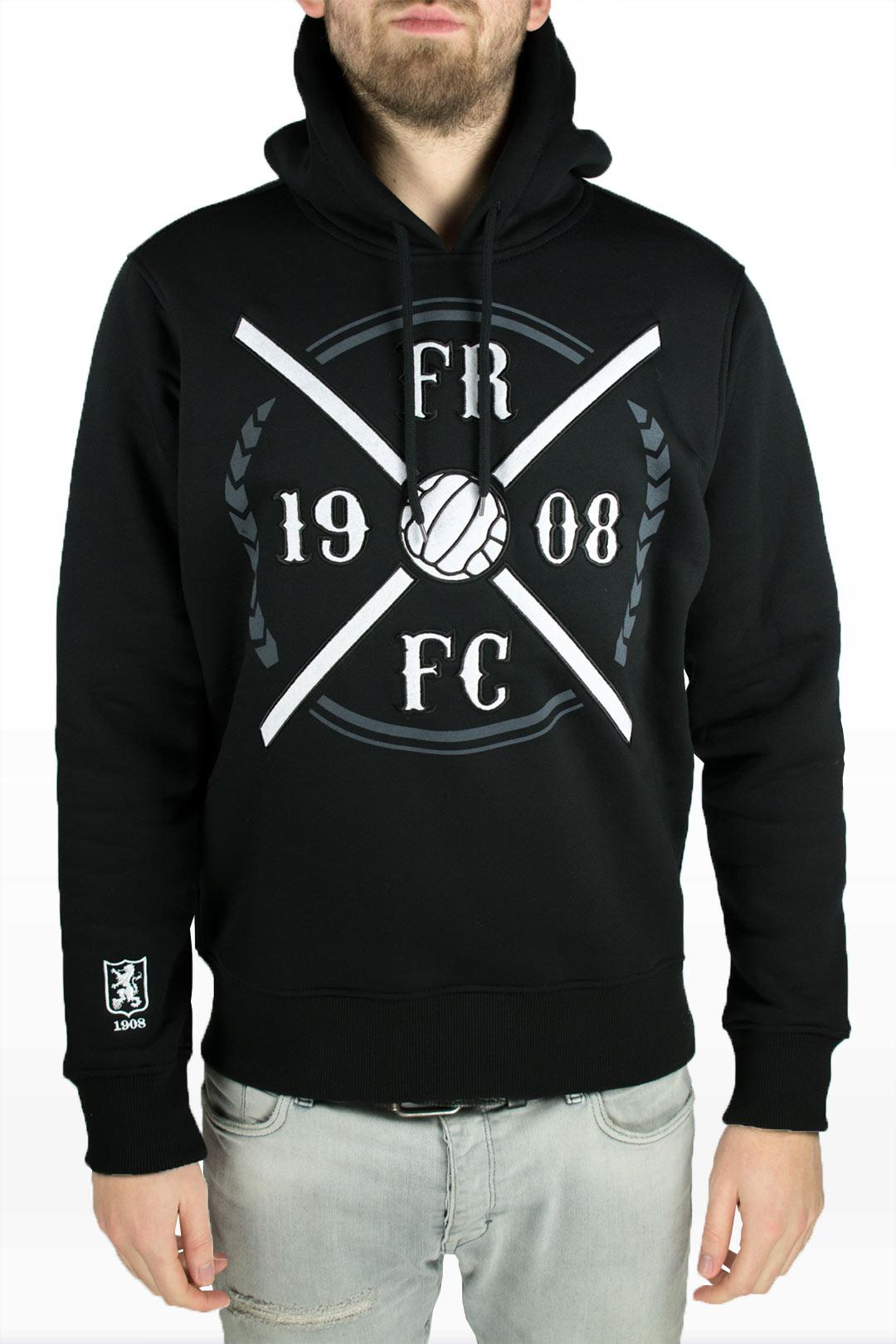 Feyenoord Hoody Kruislogo