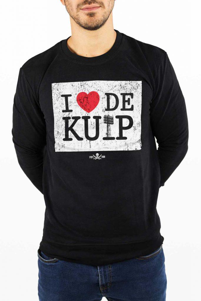 I Love De Kuip - Crewneck Sweater