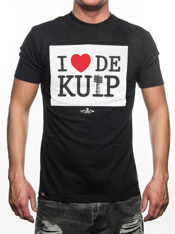I Love De Kuip - T-Shirt