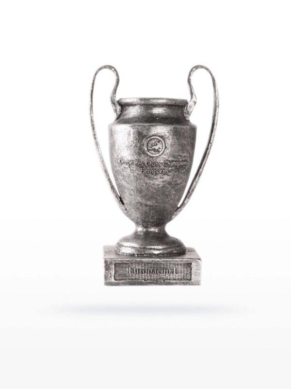 Icoon in Beeld - Europacup 1 - Zilver