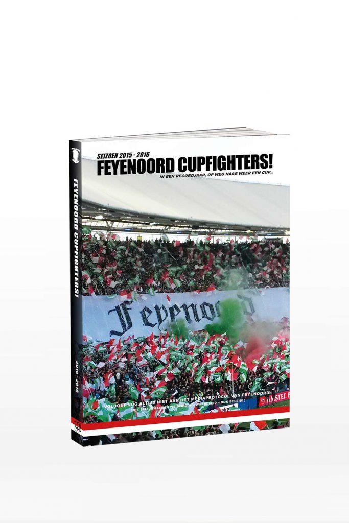 Feyenoord Jaarboek - Deel 5, Seizoen 2015 - 2016 - Feyenoord Cupfighters
