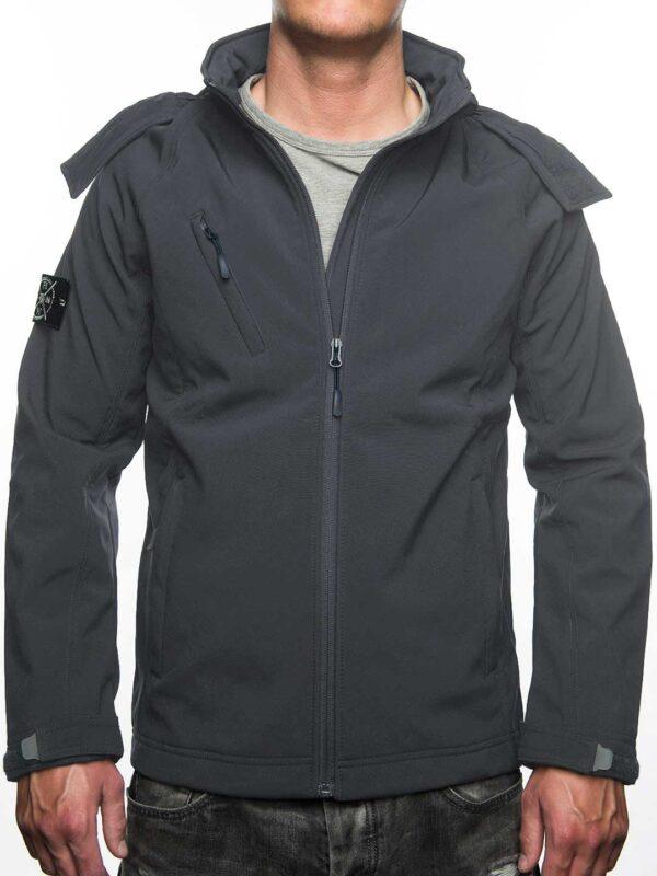 Jacket Softshell, FRFC1908 - Titanium