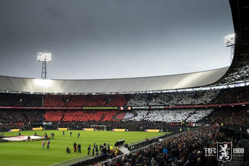 Feyenoord - FC Twente, 22 november 2015