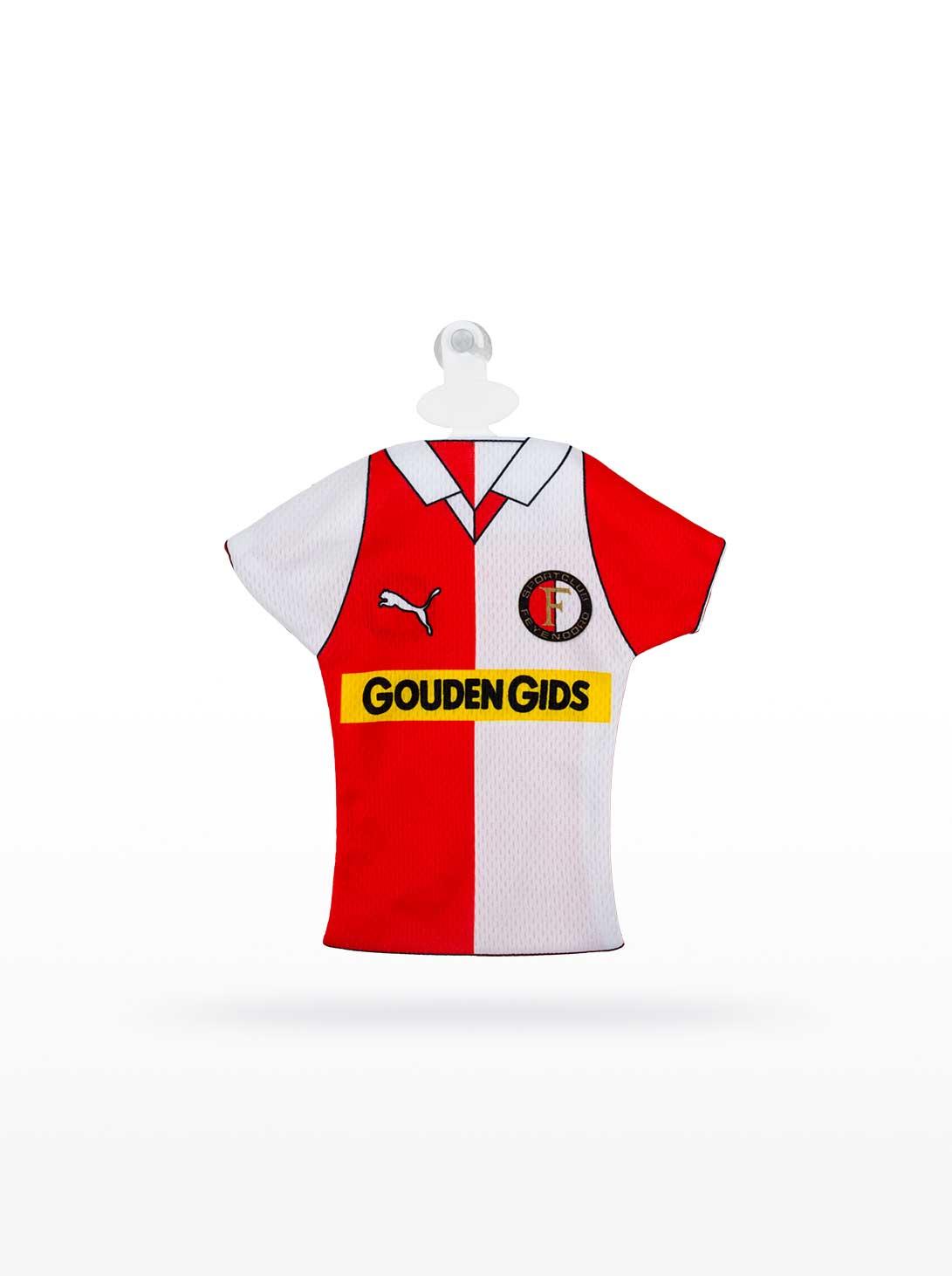 Feyenoord Minidress 1983-1984, Thuisshirt Gouden Gids