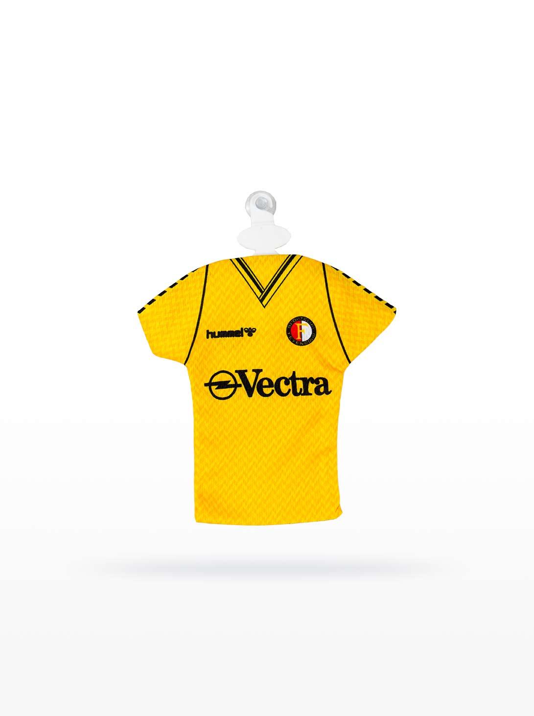 Feyenoord Retro Minidress - 1988 - 1989, Uitshirt, Vectra