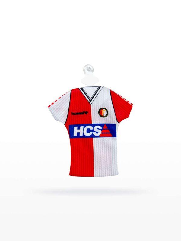 Feyenoord Retro Minidress - 1989 - 1990, Hummel Thuisshirt