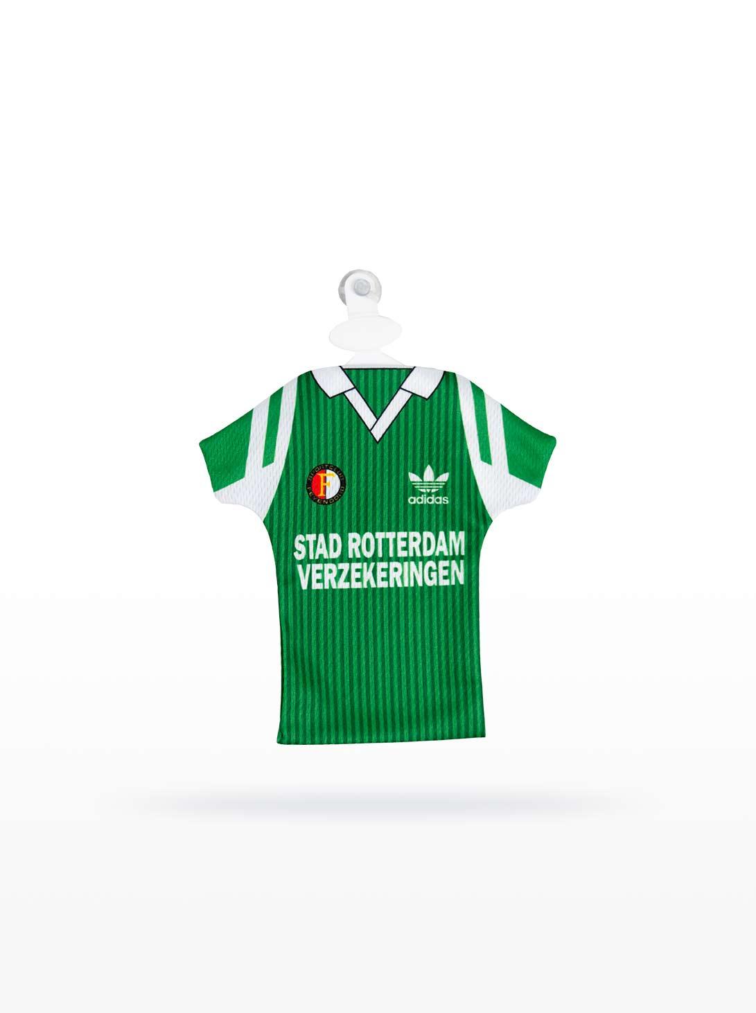 Feyenoord Minidress 1991-1992 - Eerste Stad Rotterdam Verzekeringen uitshirt