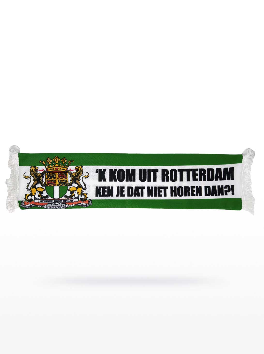 Minisjaal - 'k kom uit Rotterdam!