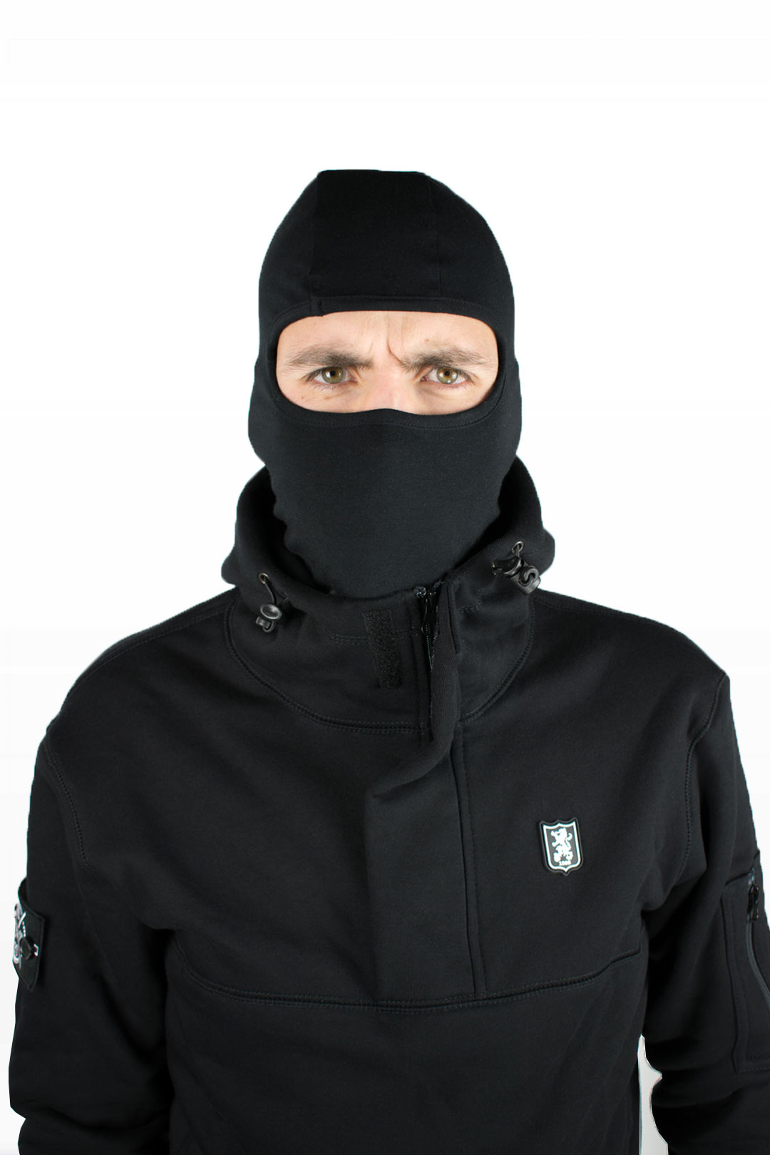 Hooded Ninja Sweater FRFC1908 Patch