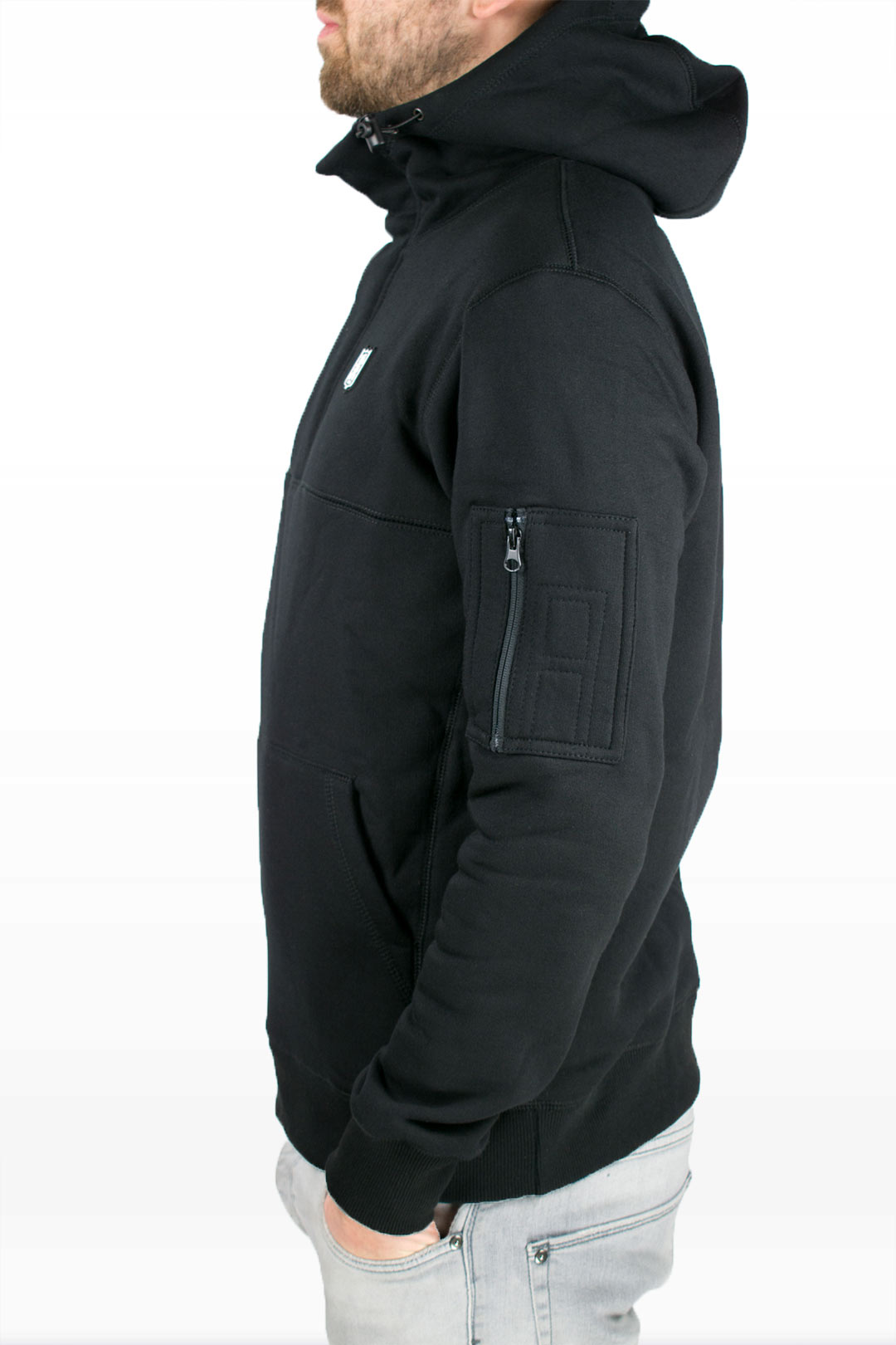 Hooded Ninja Sweater