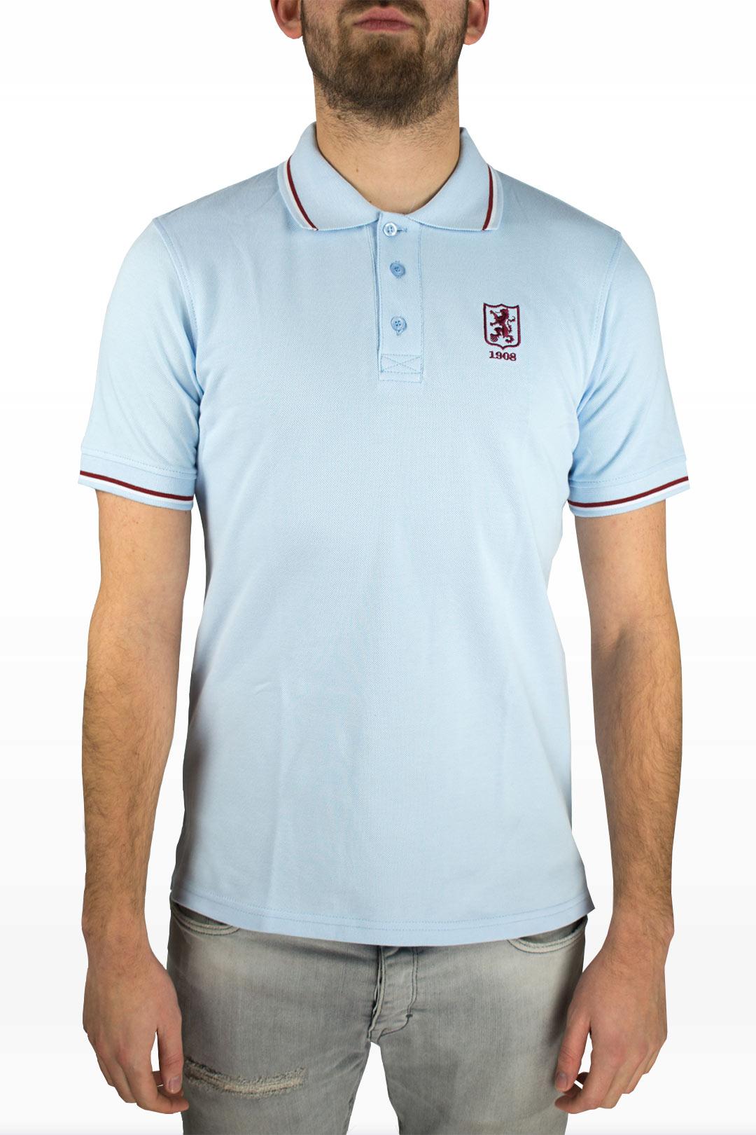 Polo Wilhelmina Feyenoord Blauw