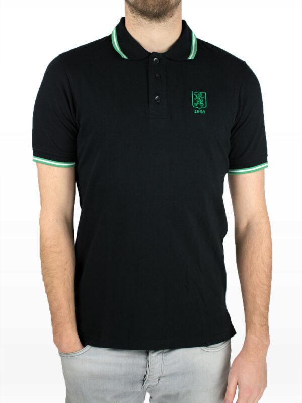 Polo Groen/Wit/Groen