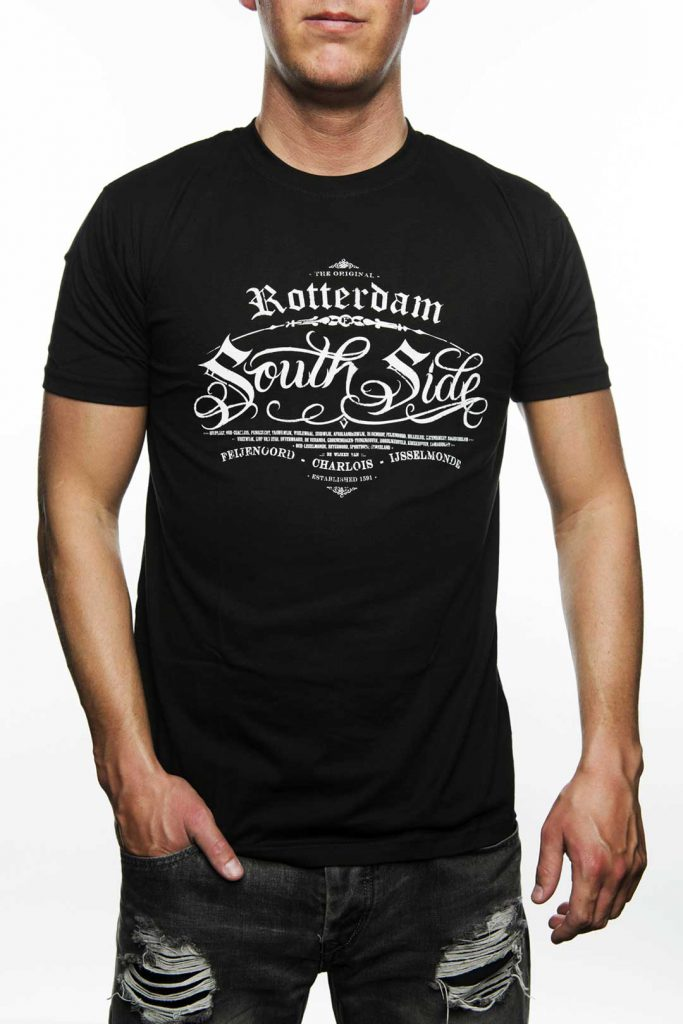 Rotterdam South Side - T-Shirt