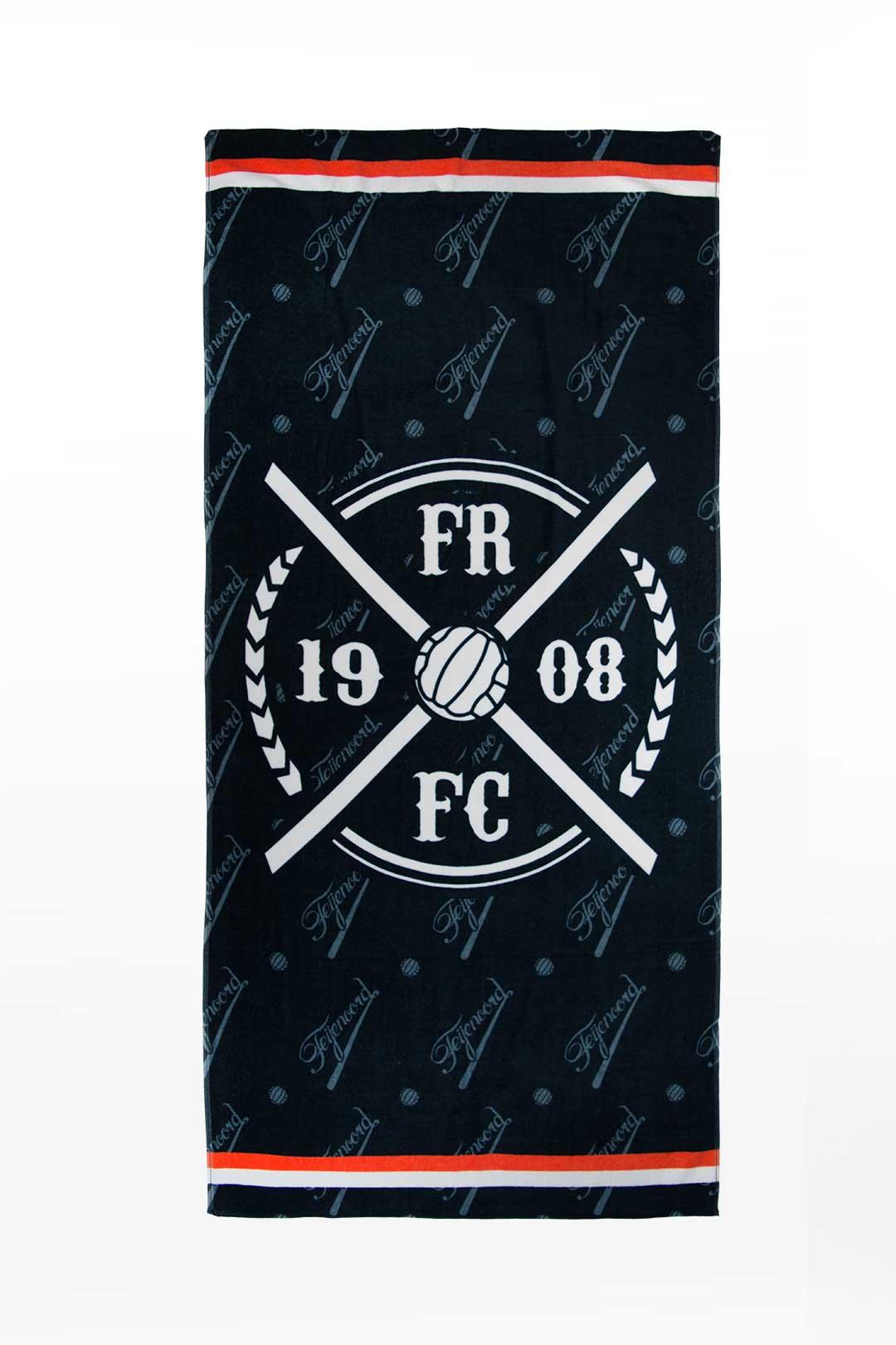 Strandlaken FRFC1908 Kruislogo