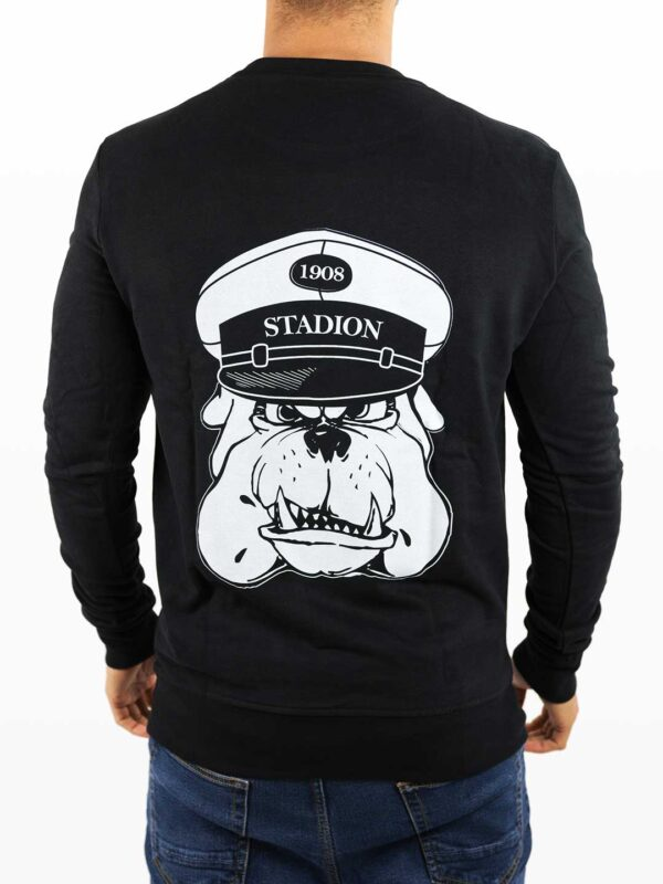 Crewneck Sweater - STADION - Achterkant
