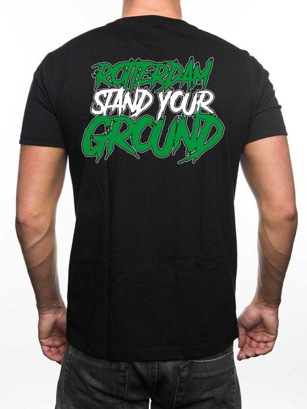 T-Shirt Rotterdam Stand Your Ground