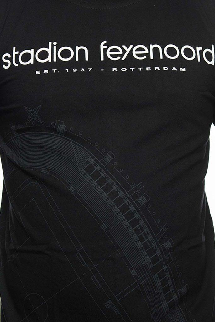 Stadion Feijenoord T-Shirt, Est. 1937