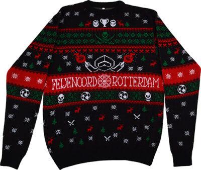 FRFC1908 - Feyenoord Kersttrui - Klassiek ontwerp