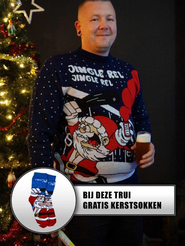 FRFC1908 - Feyenoord Kersttrui - Jingle Rel