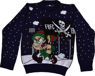 FRFC1908 - Feyenoord Kersttrui Kids - Jingle Rel