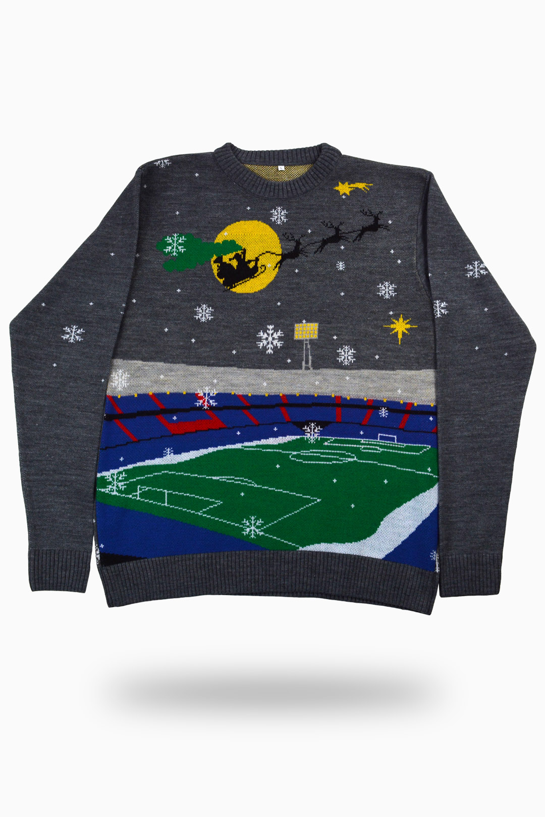 FRFC1908 - Feyenoord Kersttrui - Stadion Feijenoord (De Kuip) - Voorkant