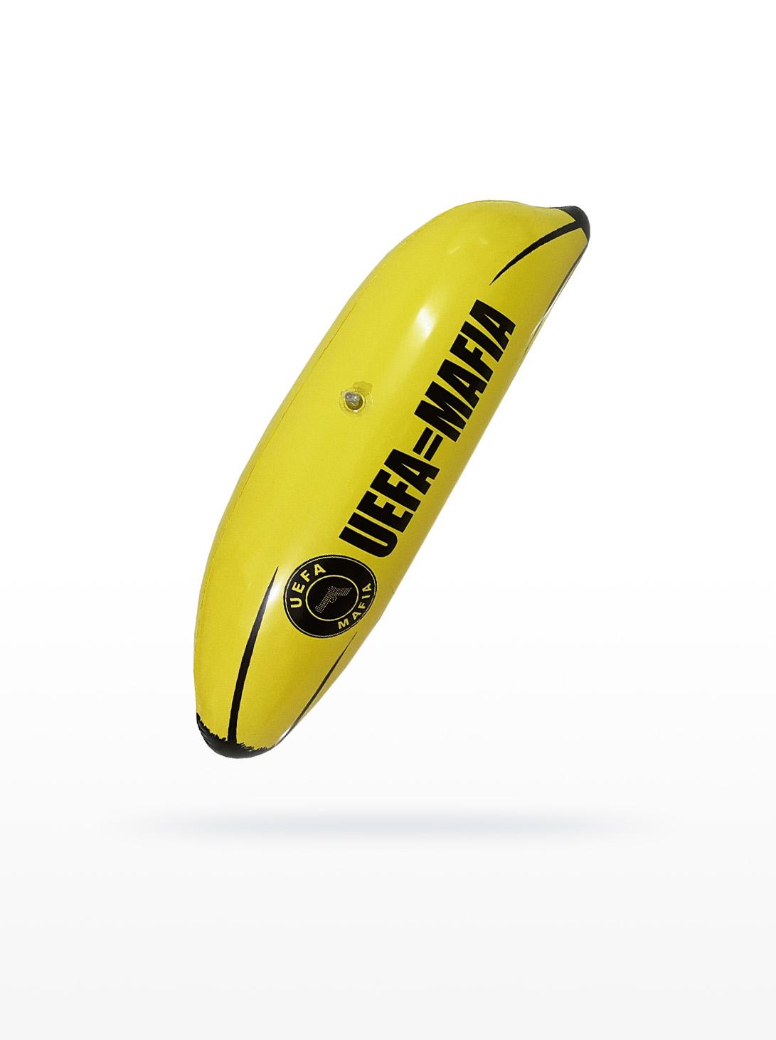UEFA = MAFIA Opblaas Banaan