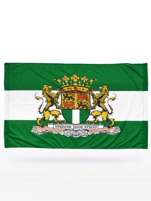 Rotterdam Stadswapen Vlag