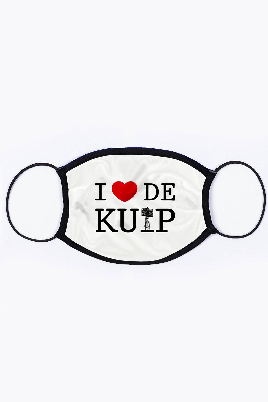 I Love De Kuip - Feyenoord Mondkapje